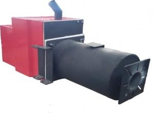 RRR - Quemador biomasa industrial